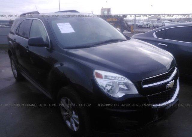 Inventory #352016116 2011 Chevrolet EQUINOX