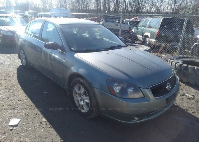 Inventory #728426571 2006 Nissan ALTIMA
