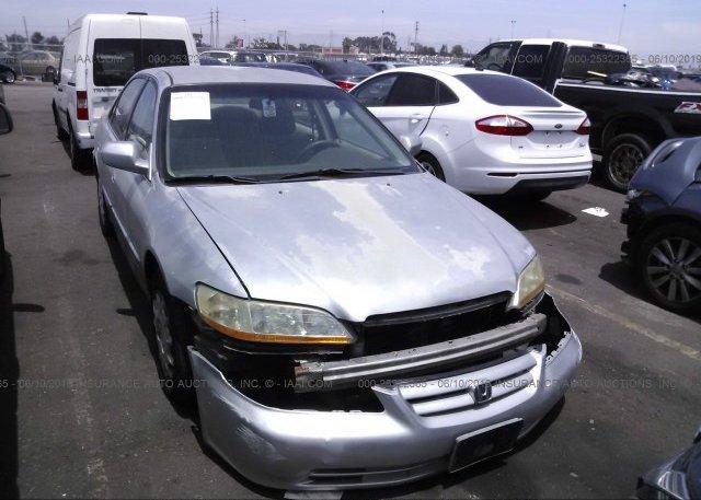 Inventory #659706044 2001 Honda ACCORD