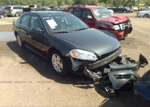 Inventory #896998997 2014 Chevrolet IMPALA LIMITED