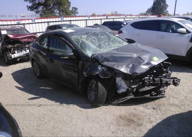 Inventory #300860425 2018 FORD FOCUS