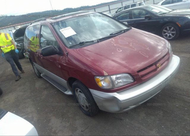 Inventory #649539408 2000 Toyota SIENNA