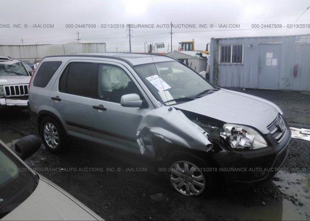 Inventory #389459289 2006 Honda CR-V