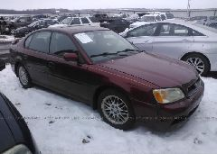 2003 Subaru LEGACY - 4S3BE635537208326 Left View