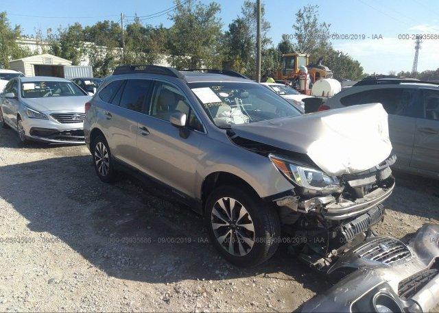 Inventory #696620616 2015 Subaru OUTBACK