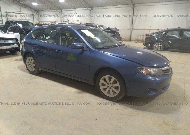 Inventory #433804915 2011 Subaru IMPREZA