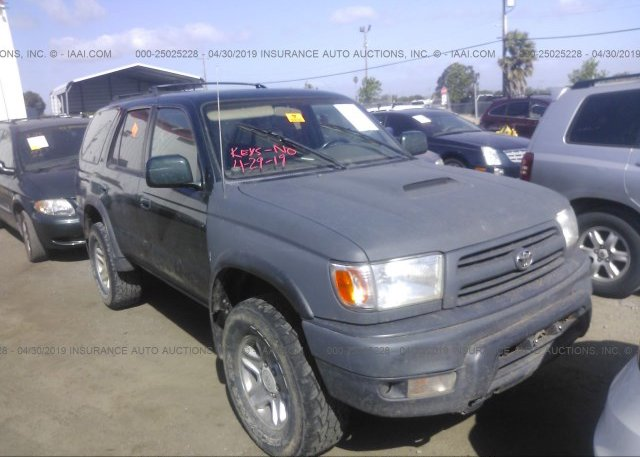 Inventory #146532627 1999 Toyota 4RUNNER
