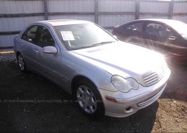 Inventory #870302865 2006 Mercedes-benz C GENERATION 2006