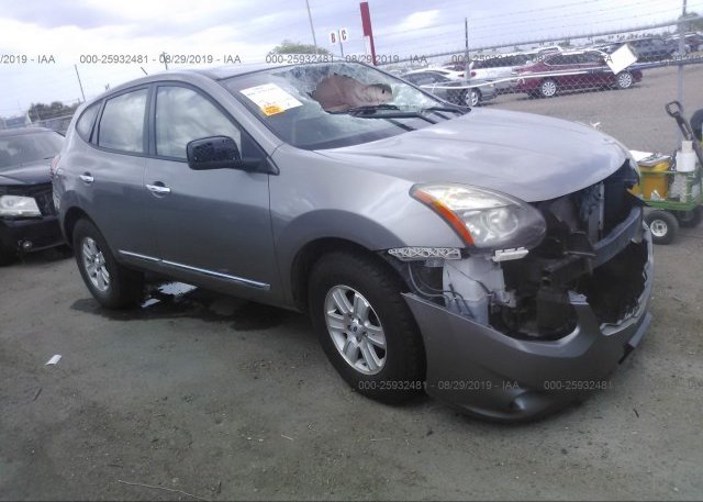 Inventory #817242198 2014 Nissan ROGUE SELECT