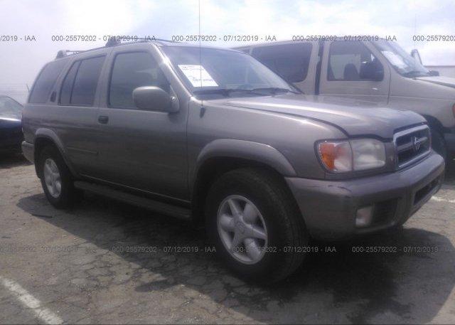 Inventory #742919502 2001 Nissan PATHFINDER