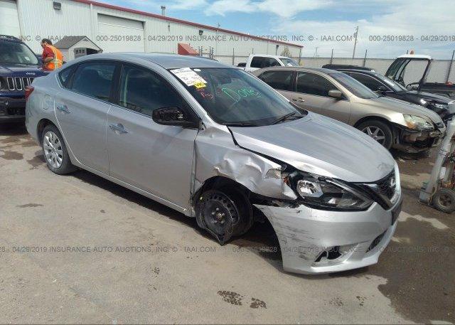 Inventory #558890260 2017 Nissan SENTRA