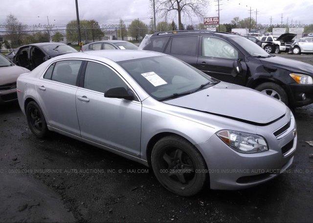 Inventory #213021297 2010 Chevrolet MALIBU