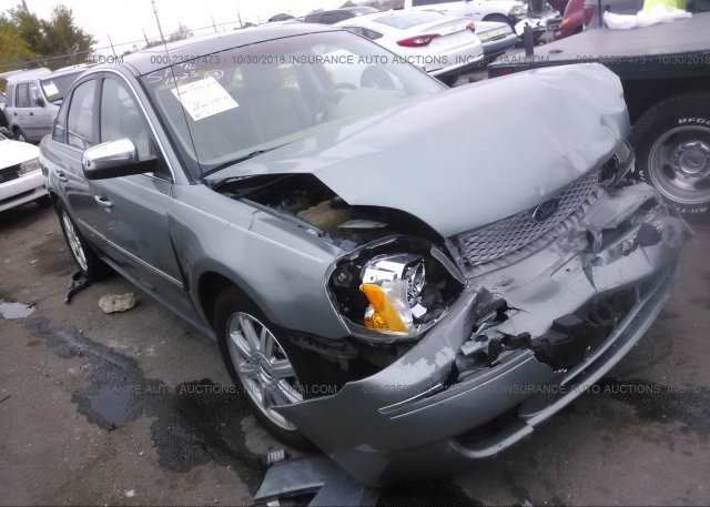 Inventory #625541741 2005 FORD FIVE HUNDRED