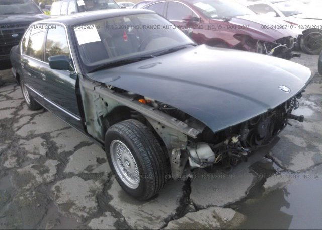 Inventory #226880305 1993 BMW 740