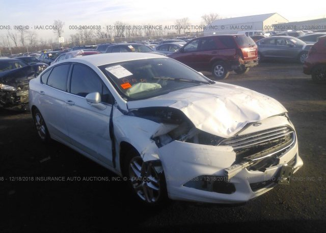 Inventory #461926083 2013 FORD FUSION