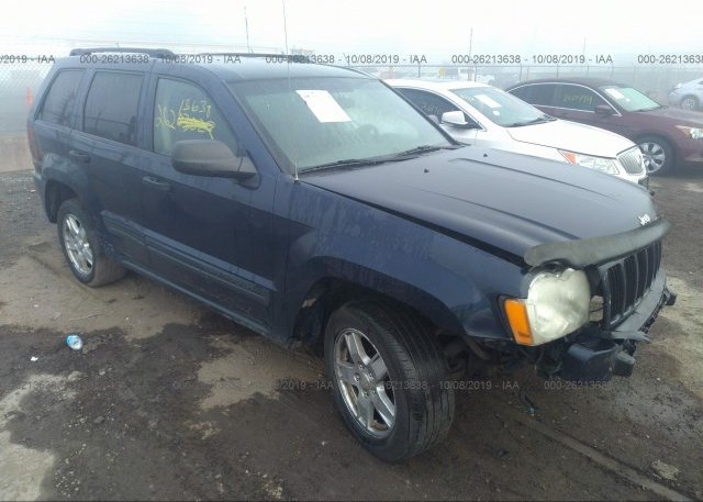 Inventory #261987794 2006 JEEP GRAND CHEROKEE