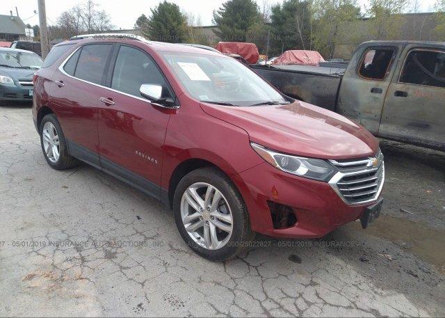 Inventory #990746014 2018 Chevrolet EQUINOX