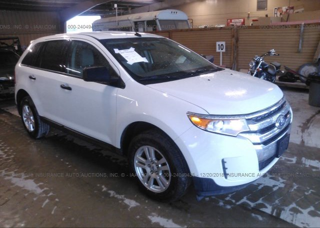 Inventory #141440681 2011 FORD EDGE