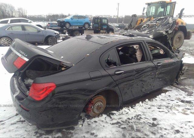 цена в сша 2011 BMW 7 SERIES WBAKB8C56BCY66681