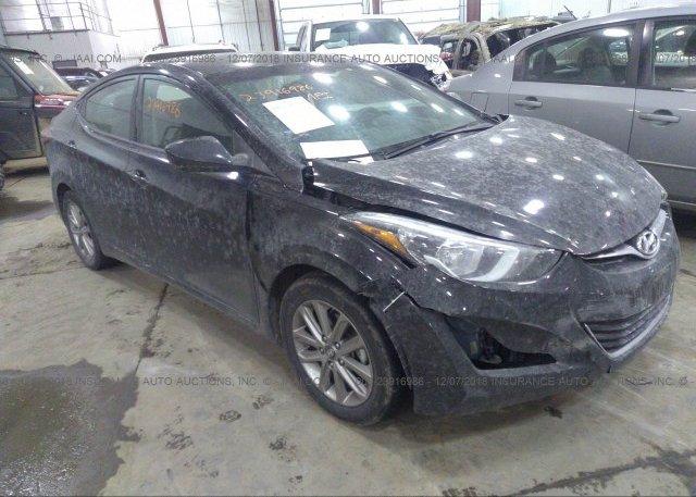 Inventory #352067596 2014 Hyundai ELANTRA