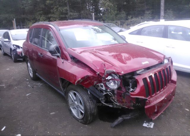 Inventory #934062253 2007 JEEP COMPASS