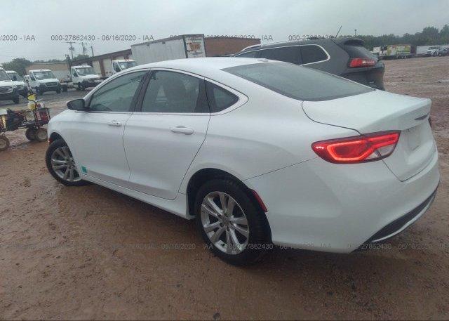 купить 2015 Chrysler 200 1C3CCCABXFN634924