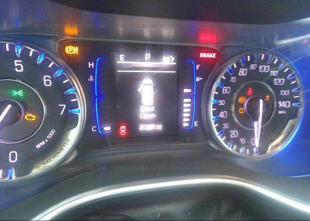 1C3CCCABXFN634924 2015 Chrysler 200