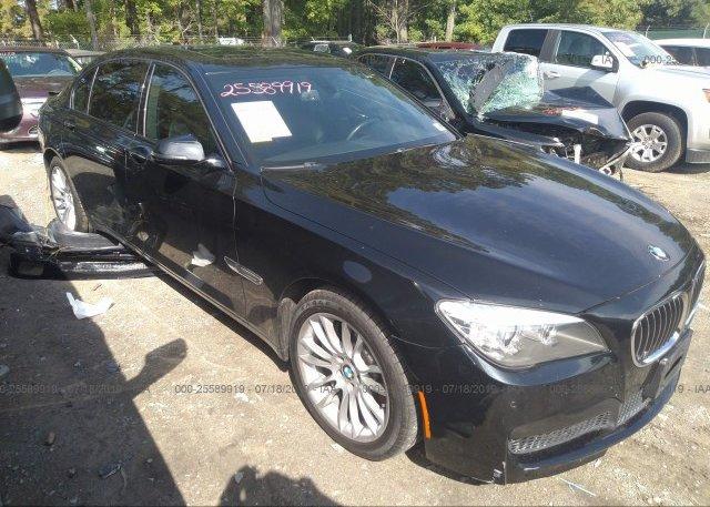 Inventory #687010553 2013 BMW 750