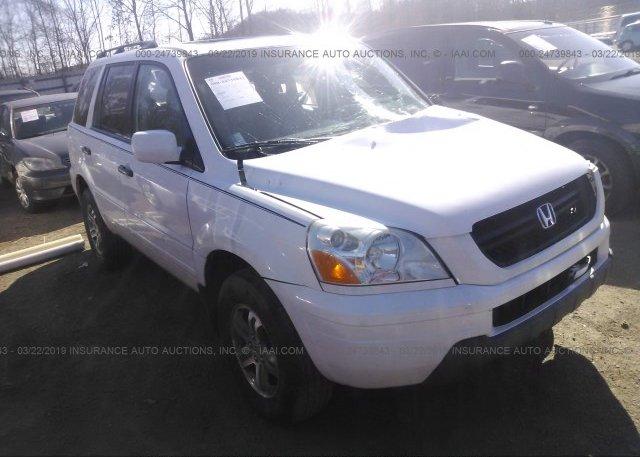 Inventory #385823886 2005 Honda PILOT