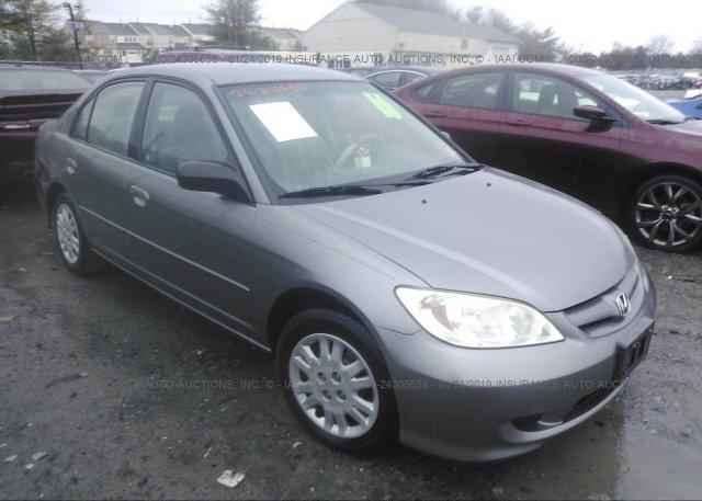 Inventory #480682369 2004 Honda CIVIC
