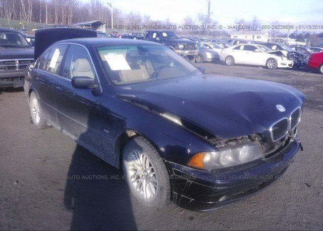 Inventory #184306763 2001 BMW 530