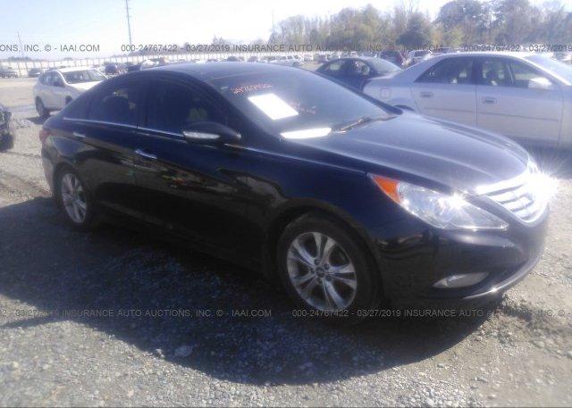 Inventory #947019287 2012 Hyundai SONATA