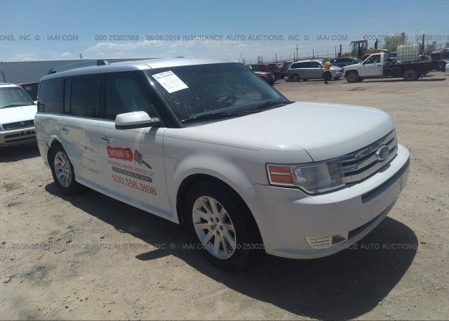 Inventory #543991587 2012 FORD FLEX