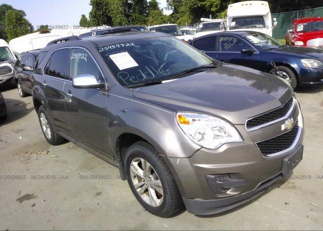 Inventory #903784575 2011 Chevrolet EQUINOX