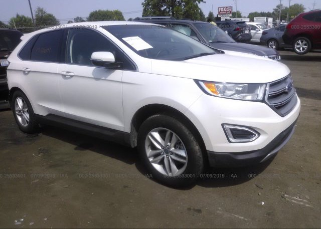 Inventory #432953283 2017 FORD EDGE