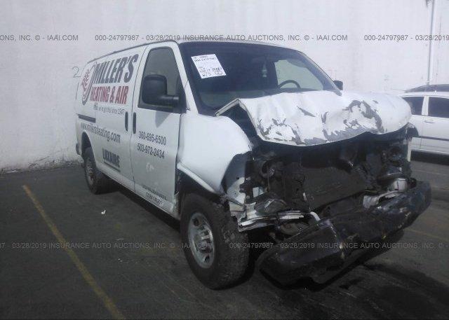 Inventory #982027438 2007 Chevrolet EXPRESS G2500