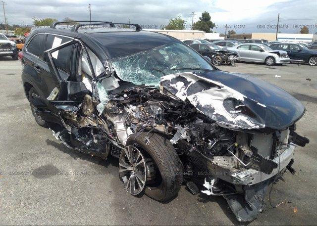 Inventory #242654805 2018 Toyota HIGHLANDER