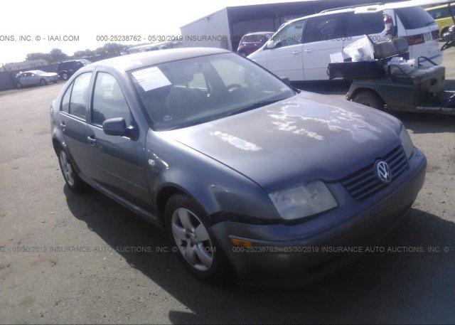 Inventory #986422906 2003 Volkswagen JETTA