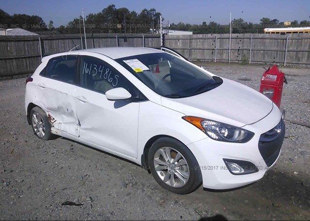 Inventory #534780101 2014 Hyundai ELANTRA GT