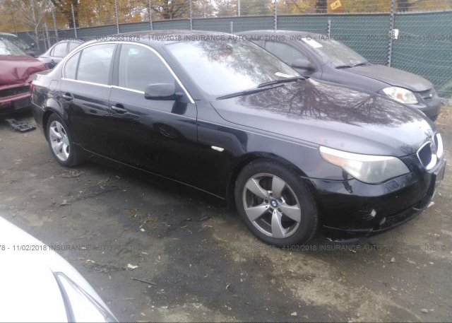 Inventory #989508479 2006 BMW 530