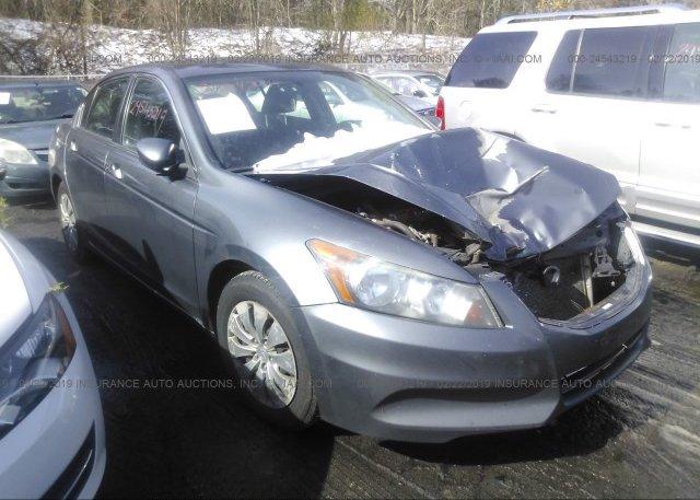 Inventory #912557582 2012 Honda ACCORD
