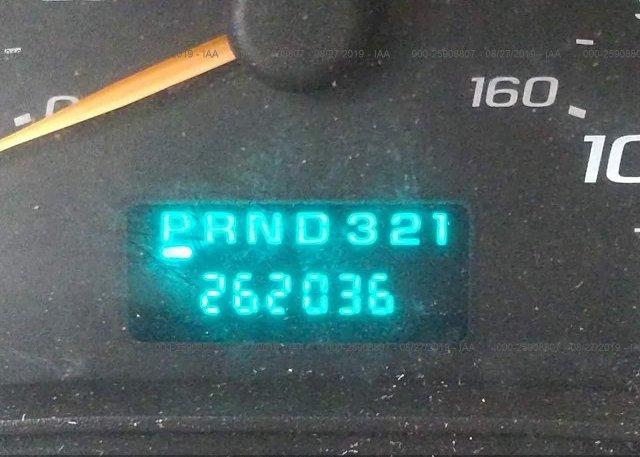 2005 CHEVROLET EXPRESS G2500 - 1GCGG25V251195417