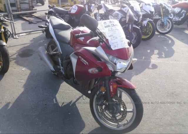 Inventory #653177423 2011 Honda CBR250