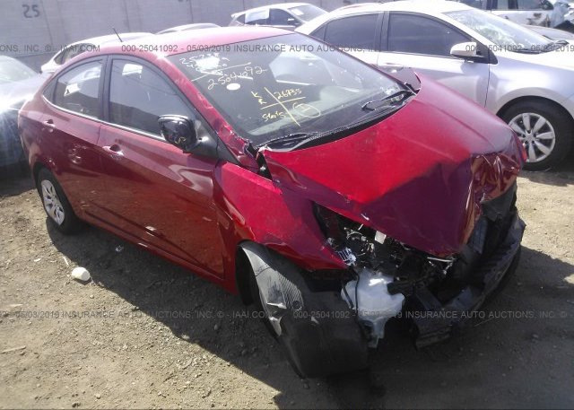 Inventory #559243108 2016 Hyundai ACCENT