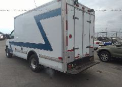 2002 CHEVROLET EXPRESS G3500 - 1GBHG31R921152857 [Angle] View