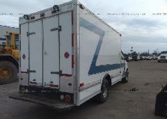 2002 CHEVROLET EXPRESS G3500 - 1GBHG31R921152857 rear view