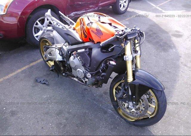 Inventory #620605857 2006 Honda CBR600