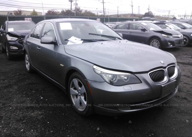 Inventory #253793066 2008 BMW 528