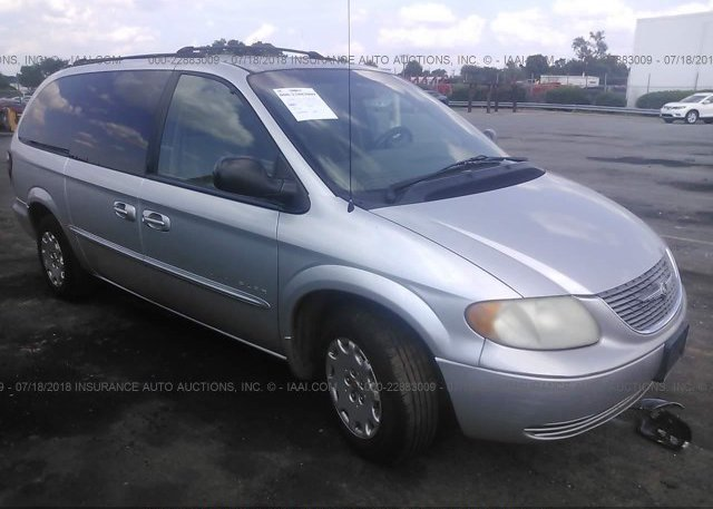Inventory #428314637 2001 Chrysler TOWN & COUNTRY