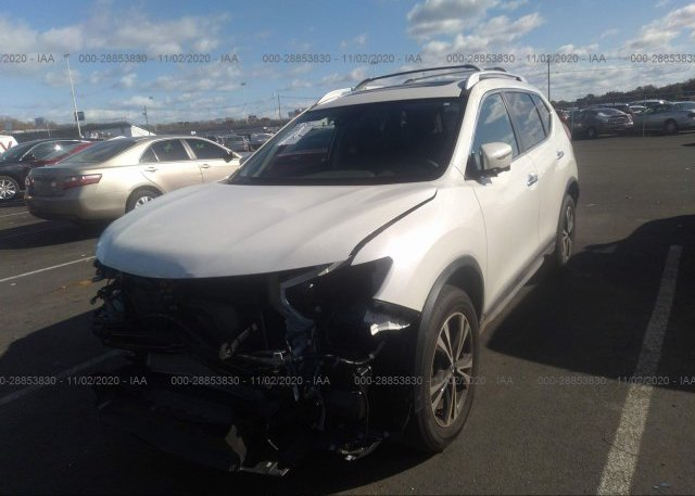 из сша 2020 NISSAN ROGUE JN8AT2MV5LW138183